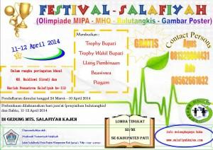 festival salafiyah