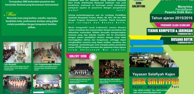 Pendaftaran SMK Salafiyah