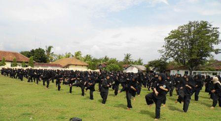Salafiyah Kajen Borong Piala di KEJURCAB 2015 Pagar Nusa Pati