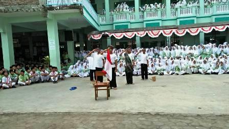 Dari Hari Pramuka menuju Hari kemerdekaan Indonesia : Wujud Kreativitas yang menembus batas