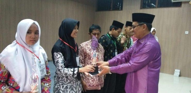 MTs Salafiyah Juara MTQ Pelajar