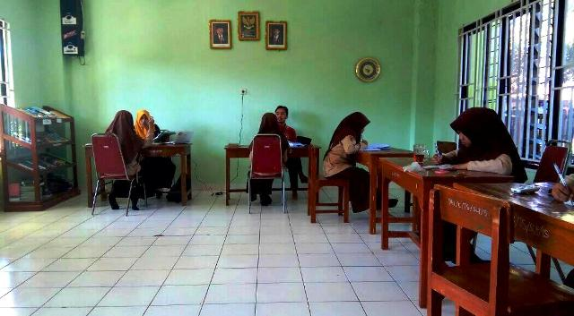 Guru Mapel OSN Laksanakan Bimbingan