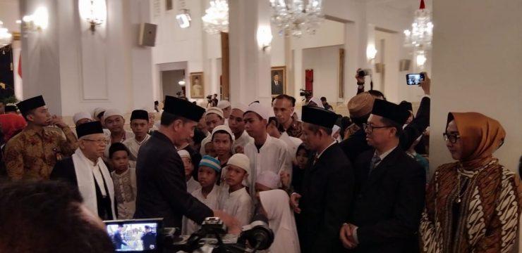 Yayasan Salafiyah Kajen Diundang Peringatan Maulid di Istana Negara